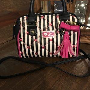 Mini Betsy Johnson purse